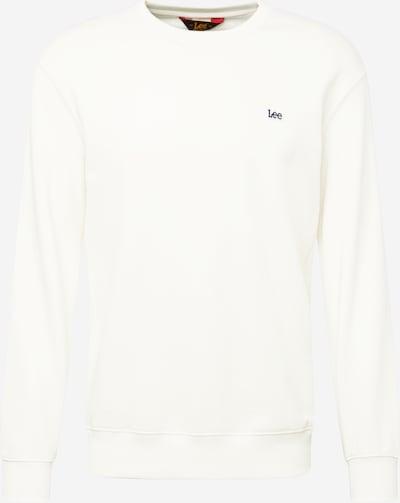Lee Sweatshirt in creme, Produktansicht