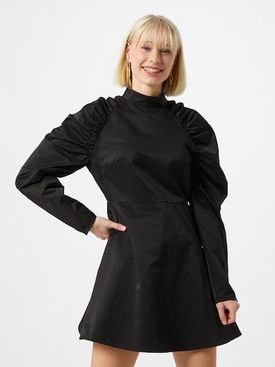 GLAMOROUS Kleid in schwarz, Modelansicht
