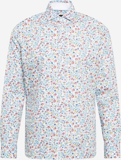Hackett London Hemd in blau / hellblau / gelb / mischfarben / pastellrot / weiß, Produktansicht
