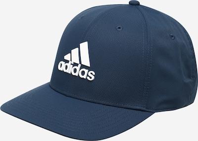 Sportinė kepurė iš adidas Golf, spalva – tamsiai mėlyna / balta, Prekių apžvalga