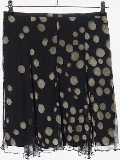 Minx Glockenrock in M in hellgrau / schwarz, Produktansicht