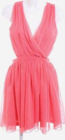 RARE LONDON Kurzarmkleid in S in Pink