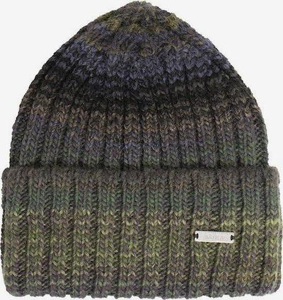 Sätila of Sweden Mütze 'Rydal' in dunkelblau / grün, Produktansicht