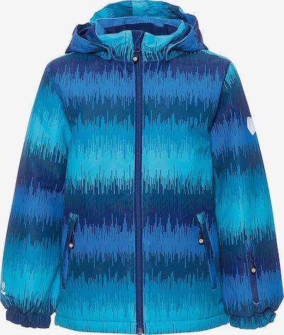 COLOR KIDS Jacke 'Dikson' in blau / türkis / nachtblau, Produktansicht