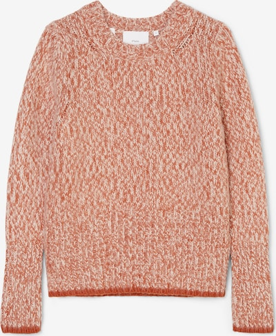 Marc O'Polo Pure Trui in de kleur Rood / Pastelrood / Wit, Productweergave