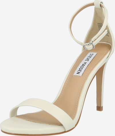 STEVE MADDEN Strap sandal 'STECY' in off white, Item view