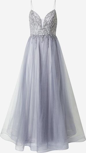Unique Společenské šaty - kouřově modrá, Produkt