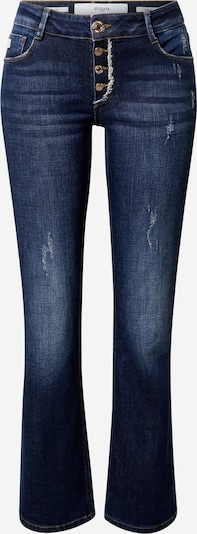 Goldgarn Jeans 'Rosengarten' i blå, Produktvisning