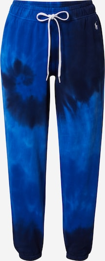 POLO RALPH LAUREN Kalhoty - modrá / tmavě modrá, Produkt