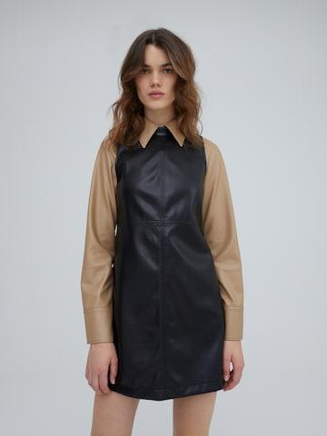 EDITED Dress 'Halle' in Black