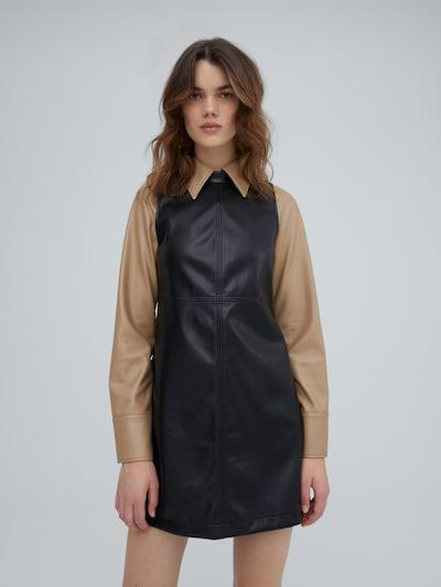 EDITED Šaty 'Halle' - černá, Model/ka