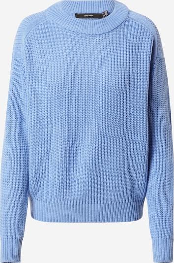 VERO MODA Sweter 'LEALUX' w kolorze podpalany niebieskim, Podgląd produktu