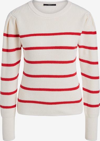 Pulover SET pe roșu / alb, Vizualizare produs