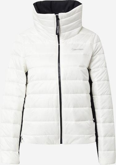 Calvin Klein Φθινοπωρινό και ανοιξιάτικο μπουφάν σε μαύρο / λευκό, Άποψη προϊόντος