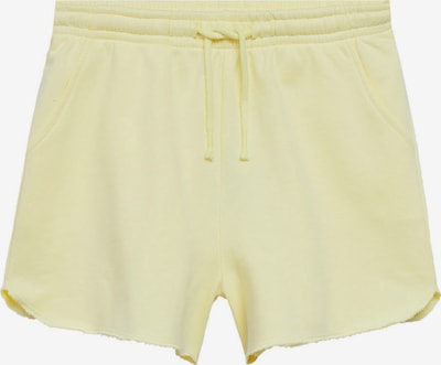 MANGO TEEN COLLECTION Панталон в светложълто, Преглед на продукта