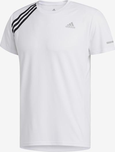 ADIDAS PERFORMANCE Koszulka funkcyjna w kolorze jasnoszary / czarny / białym, Podgląd produktu