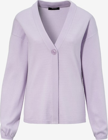 Aniston CASUAL Bolero in Purple