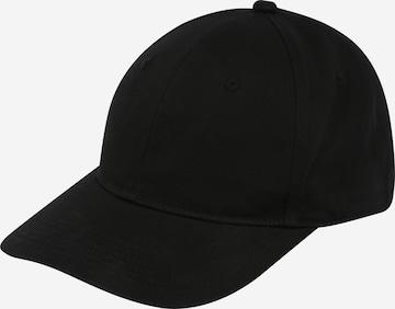 DAN FOX APPAREL Cap 'Mats' in Black