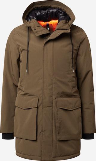 REPLAY Jacke in braun / schwarz, Produktansicht