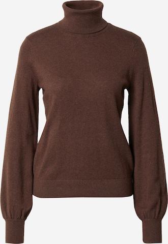Esprit Collection Sweter w kolorze brązowy