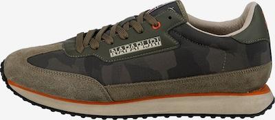 NAPAPIJRI Sneakers in Olive / Orange, Item view