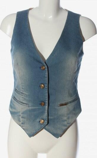 Galliano Jeansweste in S in blau, Produktansicht