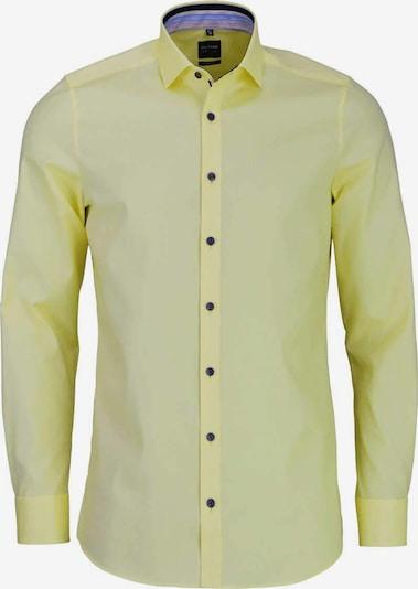 OLYMP Hemd in gelb, Produktansicht