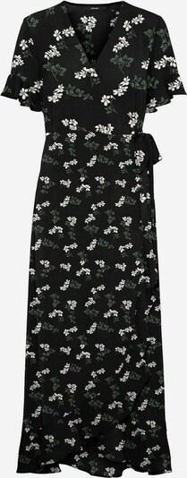 VERO MODA Šaty - zelená / černá / bílá, Produkt
