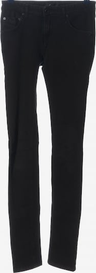 Diesel Black Gold High Waist Jeans in 27-28 in schwarz, Produktansicht
