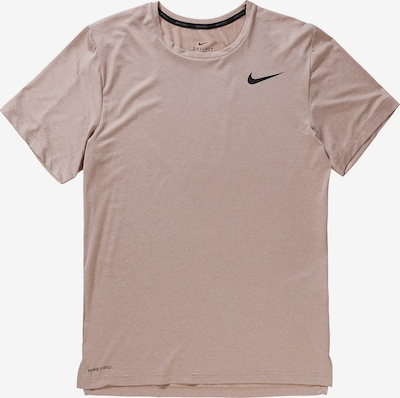 NIKE Sportshirt in beige / schwarz, Produktansicht