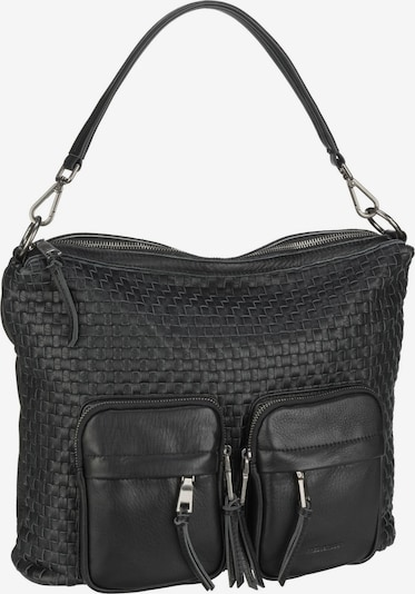 FREDsBRUDER Handtasche 'Noon' in schwarz, Produktansicht