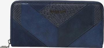 Desigual Portmonnaie 'Ava Fiona' in Blau