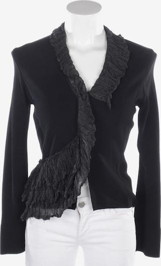 D-Exterior Pullover / Strickjacke in S in schwarz, Produktansicht