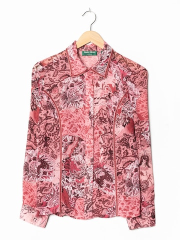 Lemon Grass Blouse & Tunic in L-XL in Red