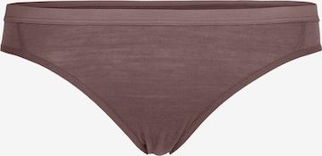 Pantaloncini intimi sportivi 'Siren' di ICEBREAKER in grigio
