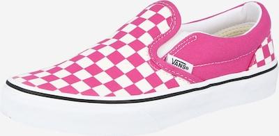 VANS Lage schoen in de kleur Fuchsia / Wit, Productweergave