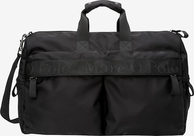 Marc O'Polo Tasche  ' in robuster Nylon-Optik ' in schwarz, Produktansicht