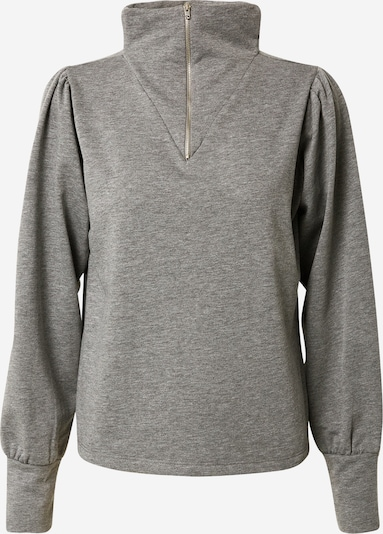 VILA Sweatshirt in Grey, Item view