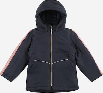 Veste d'hiver 'Maxi' NAME IT en bleu