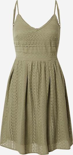 VERO MODA Kleid 'HONEY' in dunkelgrün, Produktansicht