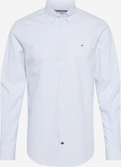 Tommy Hilfiger Tailored Shirt in light blue / white, Item view