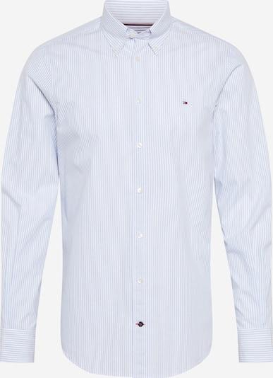 Tommy Hilfiger Tailored Srajca | svetlo modra / bela barva, Prikaz izdelka