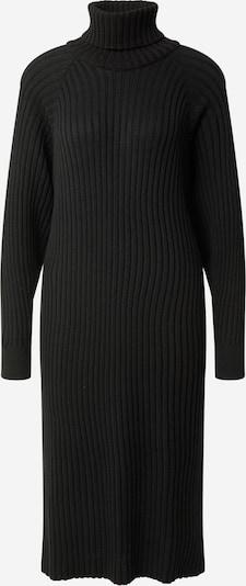 Y.A.S Pletena haljina 'MAVI' u crna, Pregled proizvoda