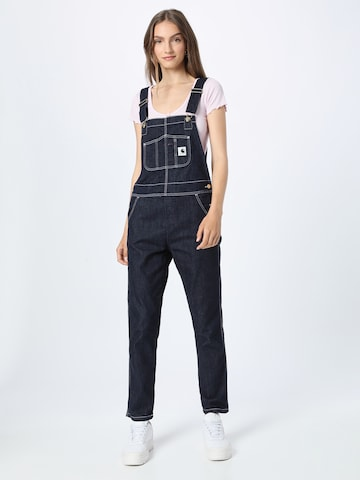 Carhartt WIP Tuinbroek jeans 'Bib' in Blauw