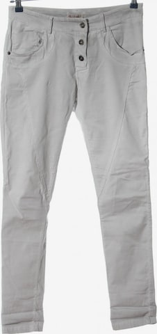 Susy Mix Pants in S in Grey