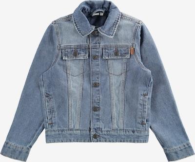 NAME IT Přechodná bunda - modrá džínovina, Produkt