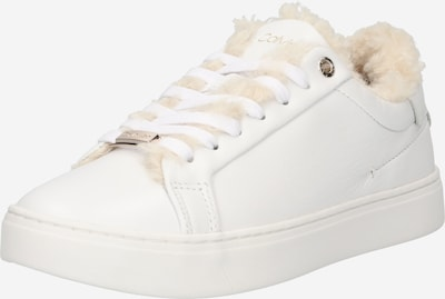 Calvin Klein Sneaker low i creme / hvid, Produktvisning
