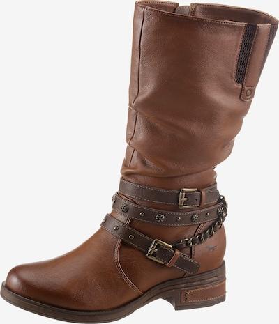 MUSTANG Boots in braun, Produktansicht