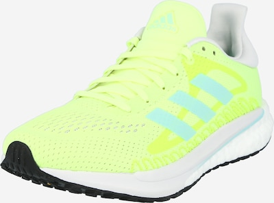 ADIDAS PERFORMANCE Sporta apavi 'SOLAR GLIDE 3' neona zils / neona dzeltens, Preces skats