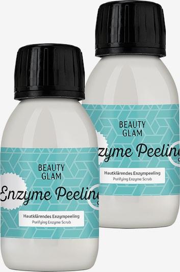 Beauty Glam Gesichtsreinigung 'ENZYM PEELING' (2er Pack) in weiß, Produktansicht